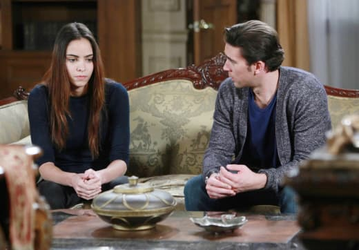 Ciara Wants to Quit School - Days of Our Lives