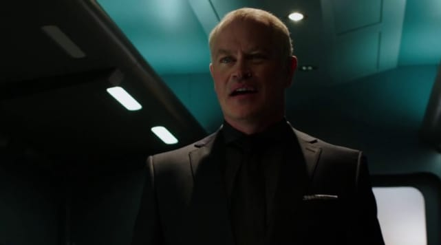 Damien Darhk Is Back With A Twist