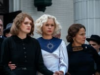 Emily, Sister Alice, Birdy Outside the Church - Perry Mason