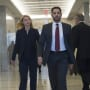 Carrie and Reda at Family Court - Homeland