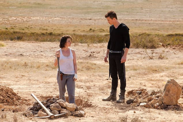 Laying Harper to Rest - Dominion Season 2 Episode 3