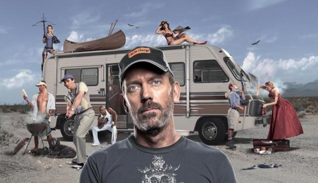 House Promo Poster