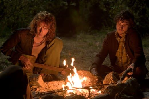 Paul and Angelo — Trust Season 1 Episode 4