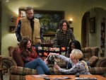 Dan Fosters a Dog - The Conners