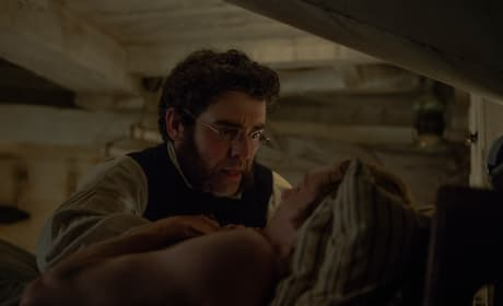 Dr. Goodsir is Good - The Terror Season 1 Episode 1
