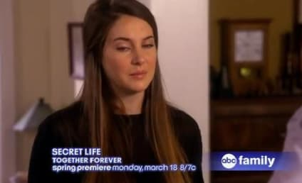 The Secret Life of the American Teenager Promo: This Is It, Amy...