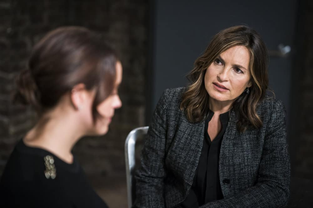 TV Fanatic  Law And Order Svu Presumed Guilty