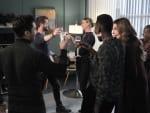 Celebrate the Good Times  - The Resident Season 4 Episode 4