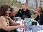 Reuniting in the Hamptons - The Real Housewives of New York City