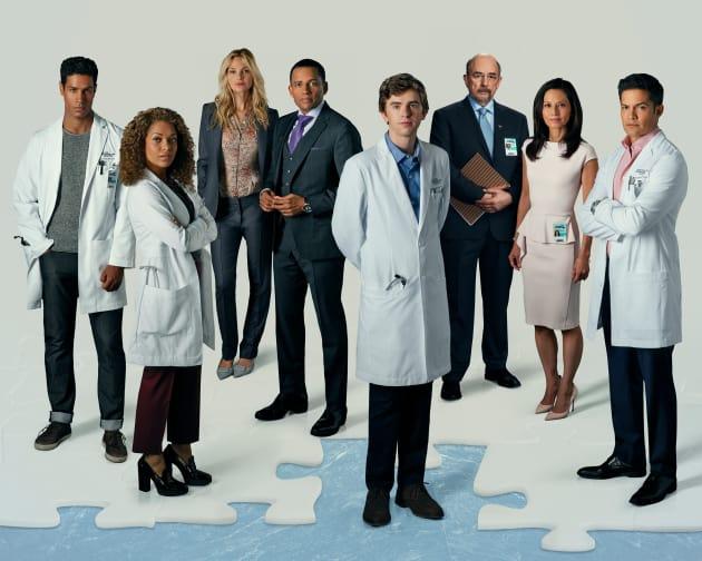 The Good Doctor Season 1 Cast