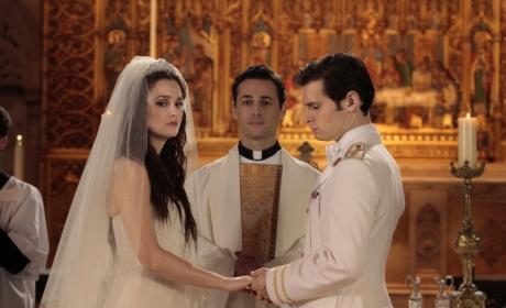 Marrying Louis