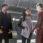 Barry Explains It All - The Flash Season 3 Episode 22