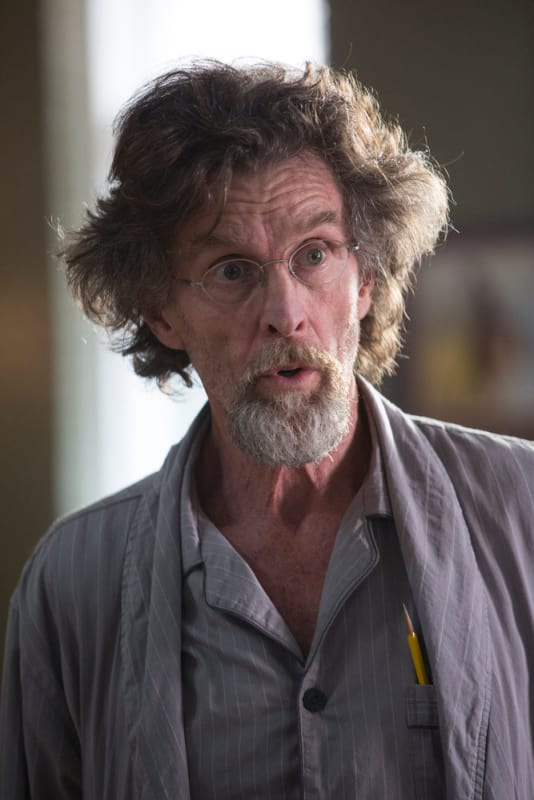 John Glover as Dr. Bruce Sanders