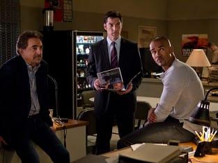 Criminal Minds Season 9 Episode 23: