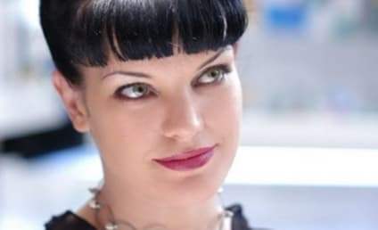 "Pauley Perrette ""Pumped"" for NCIS Season Premiere"