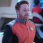 Malloy Awaiting Commands - The Orville Season 2 Episode 5