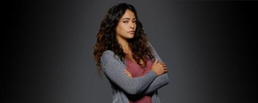 Natalie Martinez as Jess Murphy - Secrets and Lies