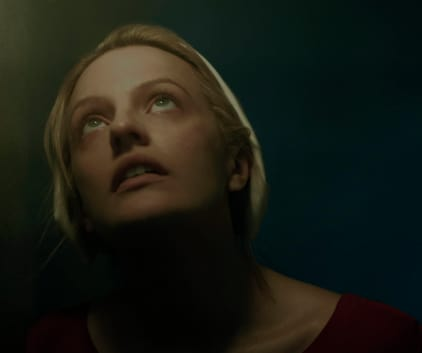 Punished - The Handmaid's Tale