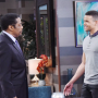 Abe Confronts Theo - Days of Our Lives