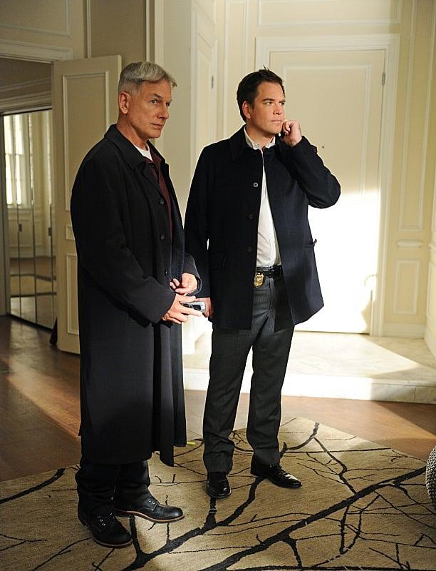 DiNozzo and Gibbs