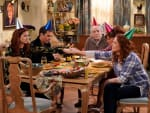 Grace's Deceased Mom's Birthday - Will & Grace