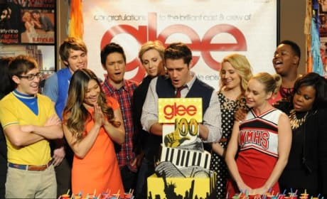 Glee Party Time