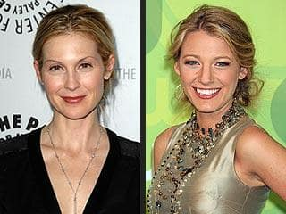 Blake Lively, Kelly Rutherford