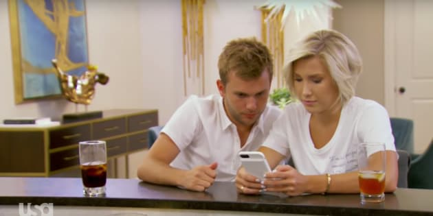 Savannah and Chase - Chrisley Knows Best
