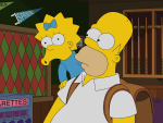 The Whistler - The Simpsons