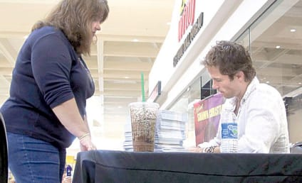 Shawn Christian Meets, Greets Fans