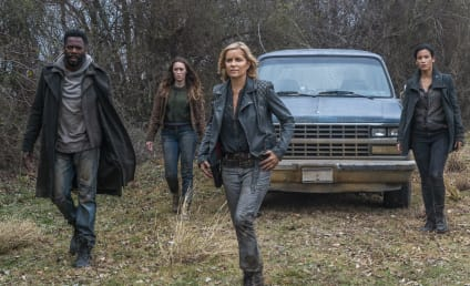 Fear the Walking Dead Showrunners Talk Potential Return of Kim Dickens