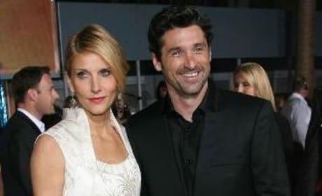 Patrick and Jillian