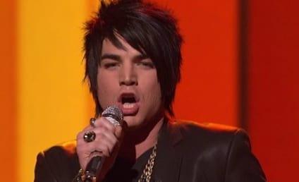 Adam Lambert Gets Satisfaction from Semifinal Audition