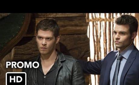 "The Originals Season 2 Episode 12 Promo - ""You're The Threat!"""