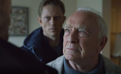 Warren Tells Off Nick - Absentia Season 1 Episode 8