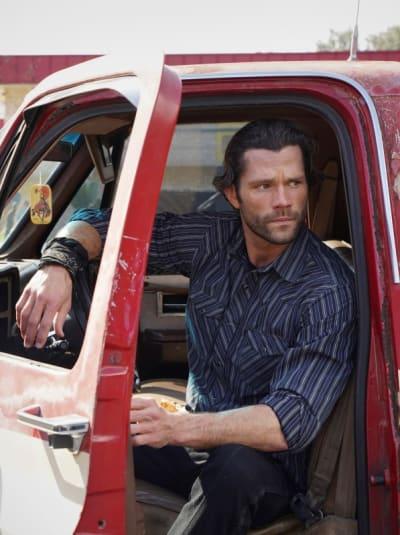 Obligatory Truck Shot - Walker Season 1 Episode 5