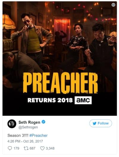 Preacher Renewed