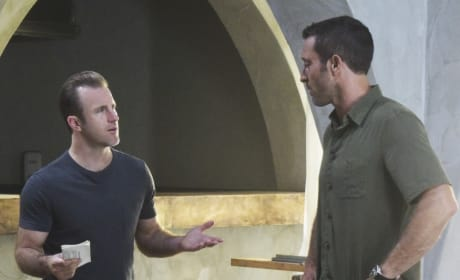Exchange of Ideas - Hawaii Five-0 Season 8 Episode 1