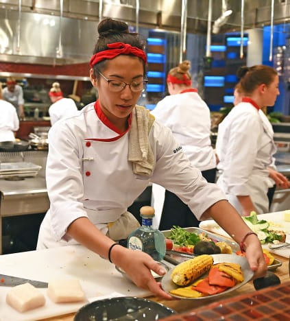 Brynn Improves  - Hell's Kitchen Season 20 Episode 2