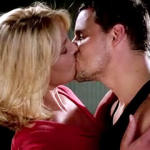 The Alex-Izzie Kiss