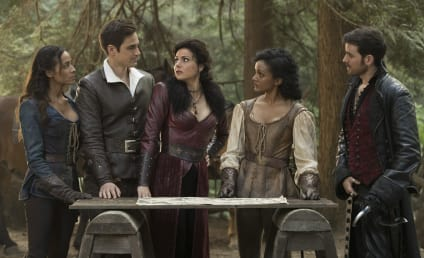 Once Upon a Time Season 7 Episode 3 Review: The Garden of Forking Paths