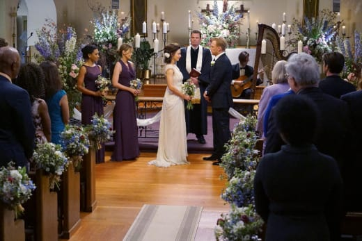 A Wedding - Grey's Anatomy Season 12 Episode 24