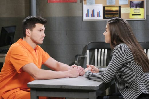 His Final Appeal - Days of Our Lives
