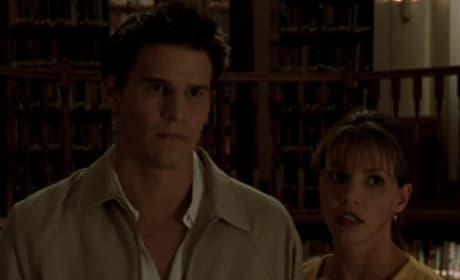 Saved Again - Buffy the Vampire Slayer Season 2 Episode 2