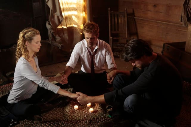 """Guidance John, I can offer you guidance."" Constantine"