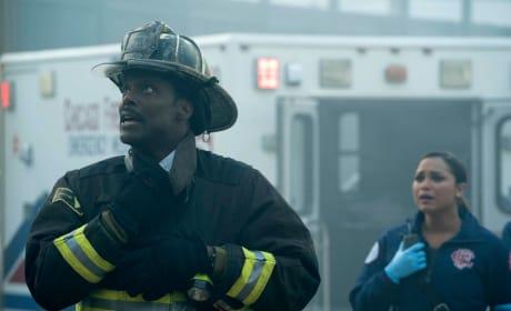 Waiting - Chicago Fire Season 6 Episode 1