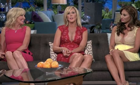 Taking the Sofa - The Real Housewives of Orange County