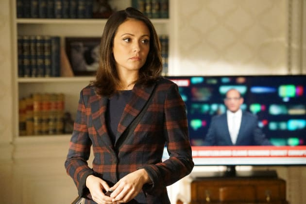 Designated Survivor - Emily