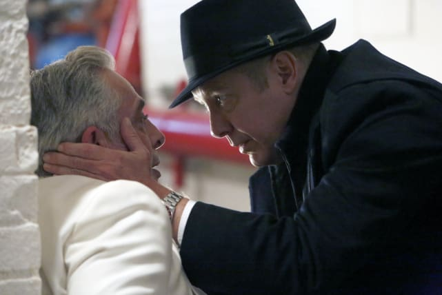 Stay with me! - The Blacklist Season 4 Episode 13