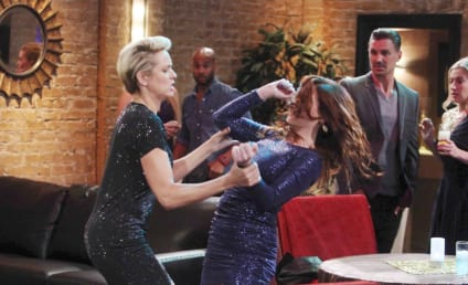 Days of Our Lives Photo Gallery: A Nightclub Brawl